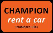 Champion rental